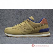 New Balance ニューバランスML574NED スニーカー Linseed Dust Basin ML574 NED