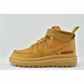 激安ナイキ エア フォース 1 HIGH GORE-TEX ブーツ CT2815-200 AIR FORCE 1 LOW GORE TEX BOOT   WHEAT/WHEAT/DARK MOCHA Wheat Mocha メンズ&レディース スニーカー